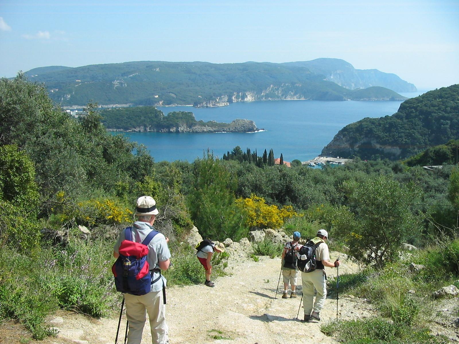 Wanderreise Korfu
