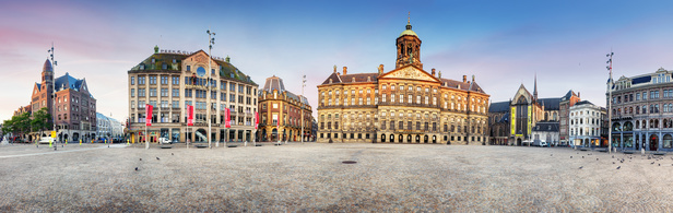 Royal Palace Amsterdam Studienreise Amsterdam