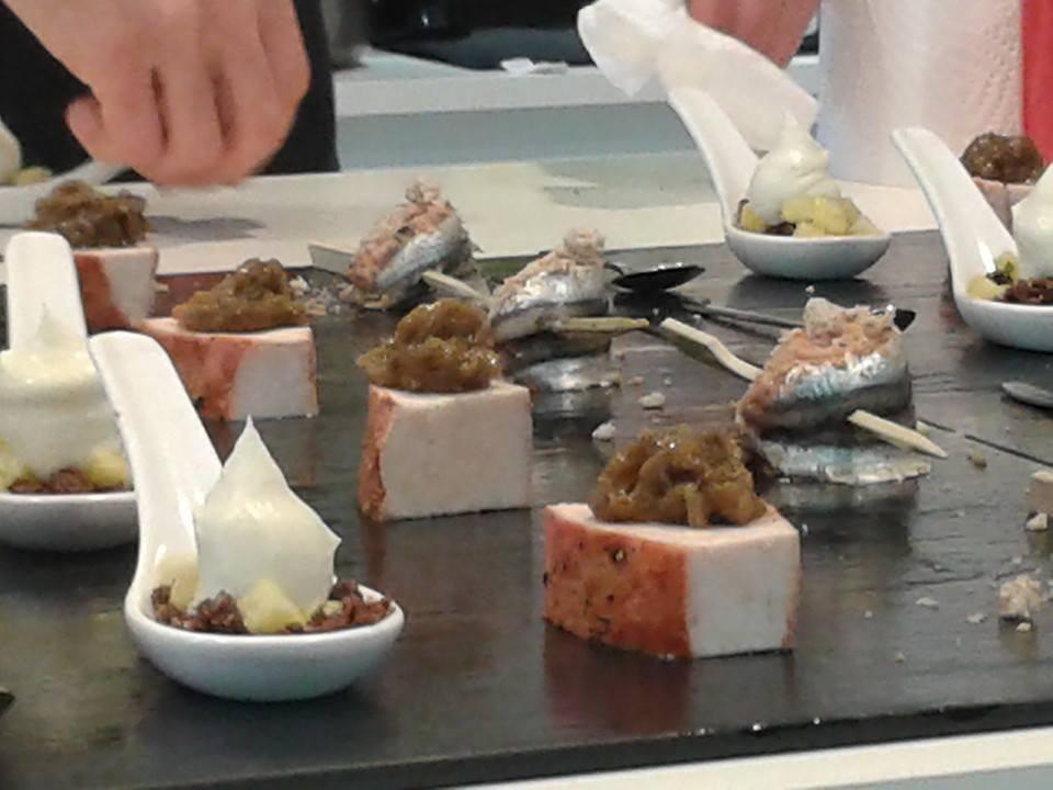 Pollo Tandori con Caviale di Melanzane
