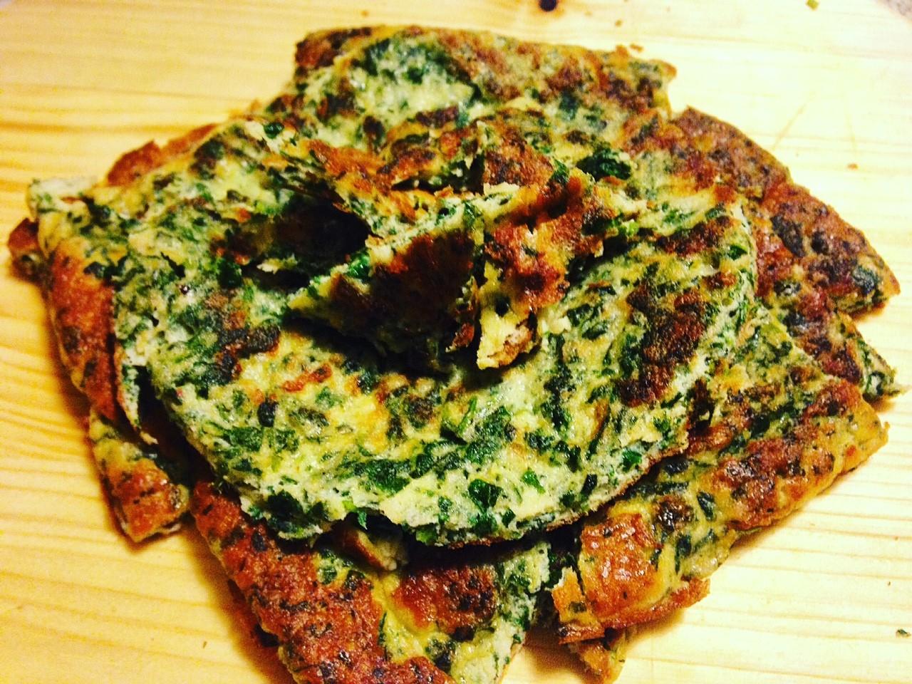 Frittata di ortiche assessore in cucina simone moretti for Cucinare ortica