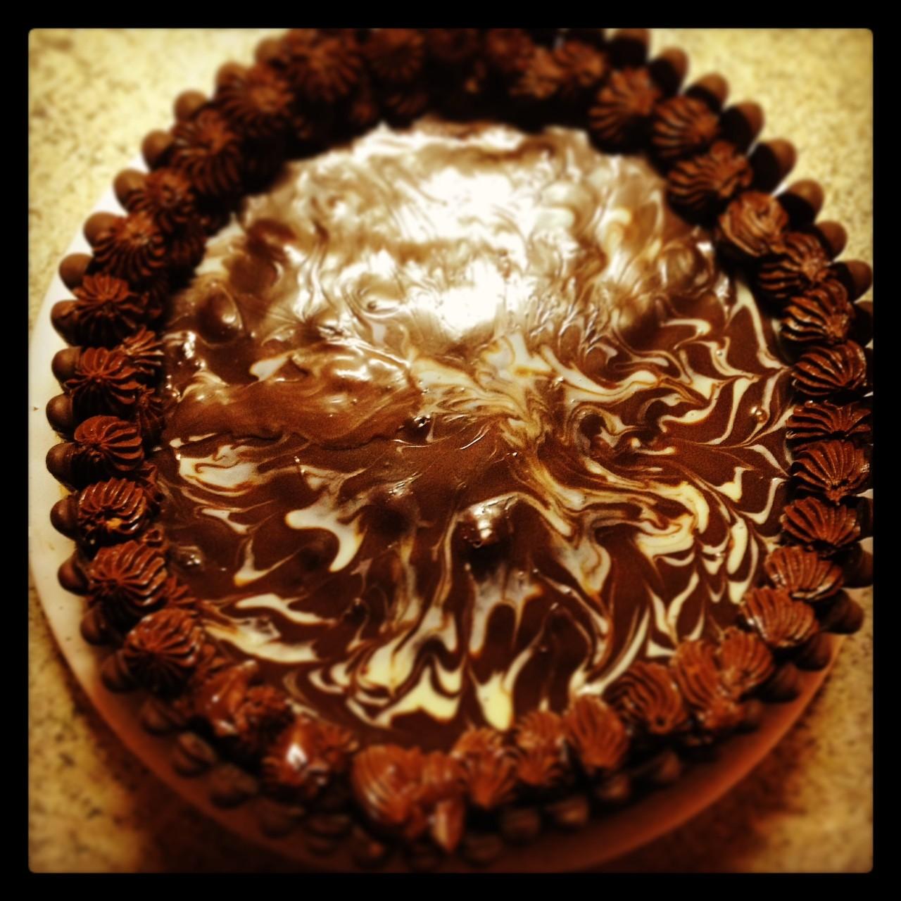MUD Cake - Torta al Cioccolato