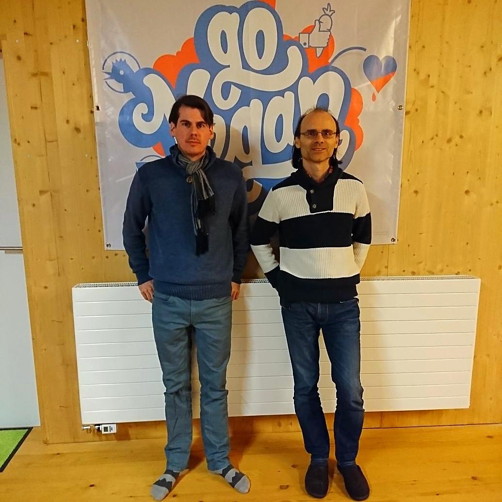 Ben und Renato Pichler
