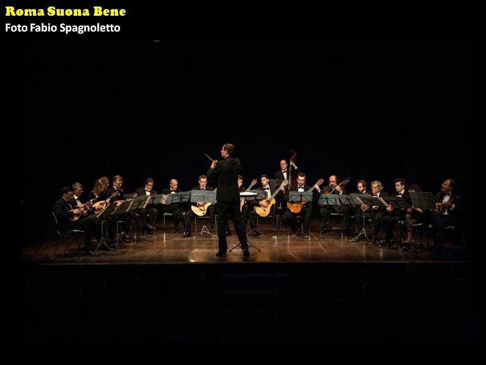 Roma - Teatro Tor Bella Monaca - 20/2/2014 - (direttore Giorgio Matteoli)