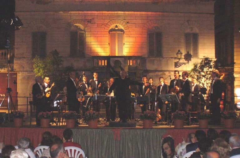 """8/7/2005 - Chieti- """"Settimana Mozartiana"""" - (direttore Franco Turchi)"""