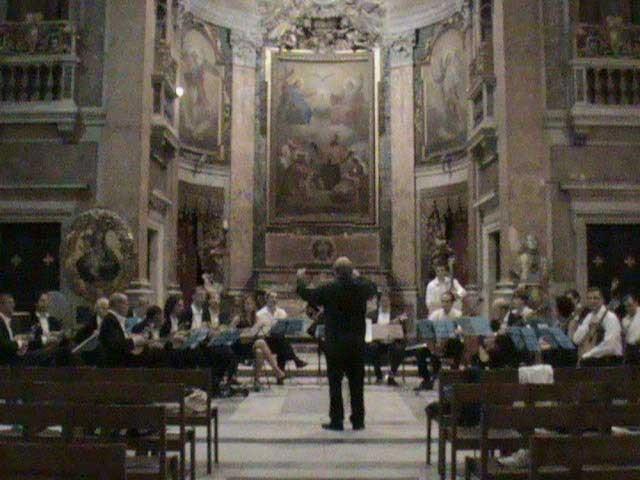 Roma - via del Caravita - 27/9/2009 - (direttore Franco Turchi)