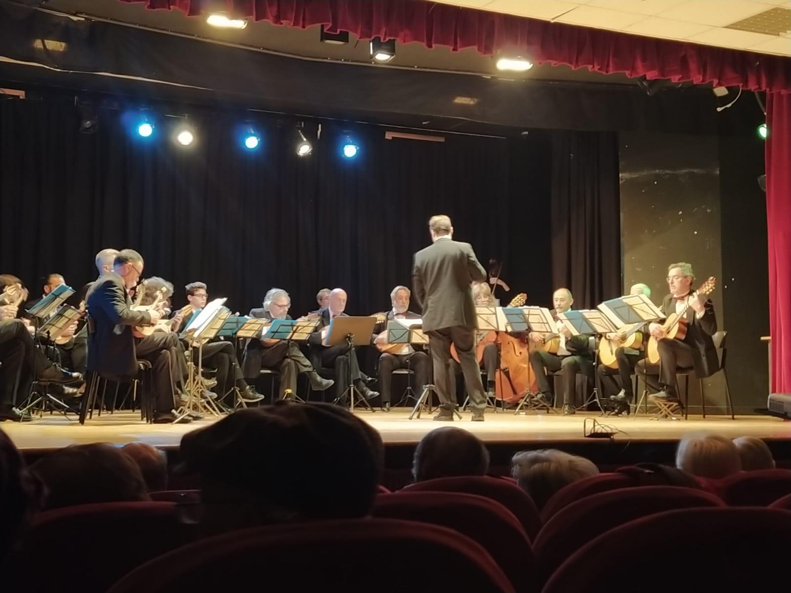 """Roma 8/2/2020 - Teatro Andrea D'Aloe - Concerto di beneficenza onlus """"Eccomi"""""""