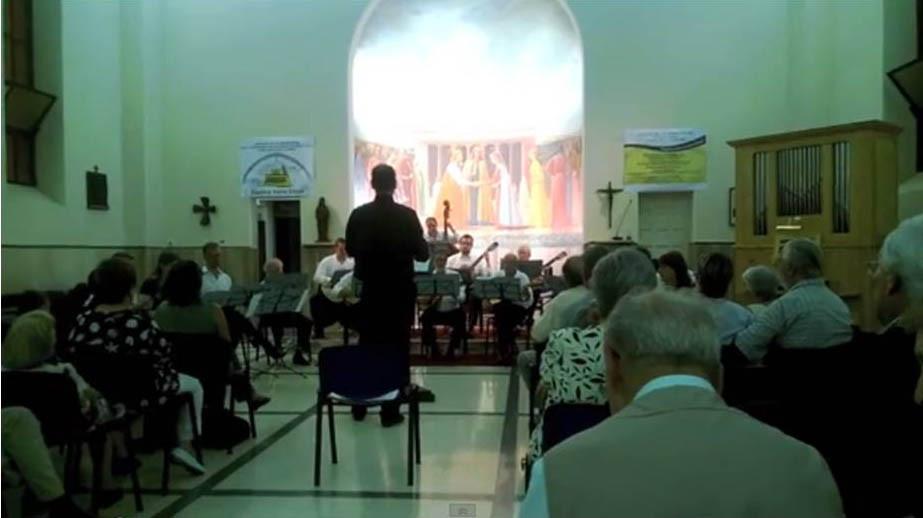"""Roma, 21/6/2013 - Auditorium Basilica Santa Croce -   """"CONCERTO FESTA EUROPEA DELLA MUSICA """""""