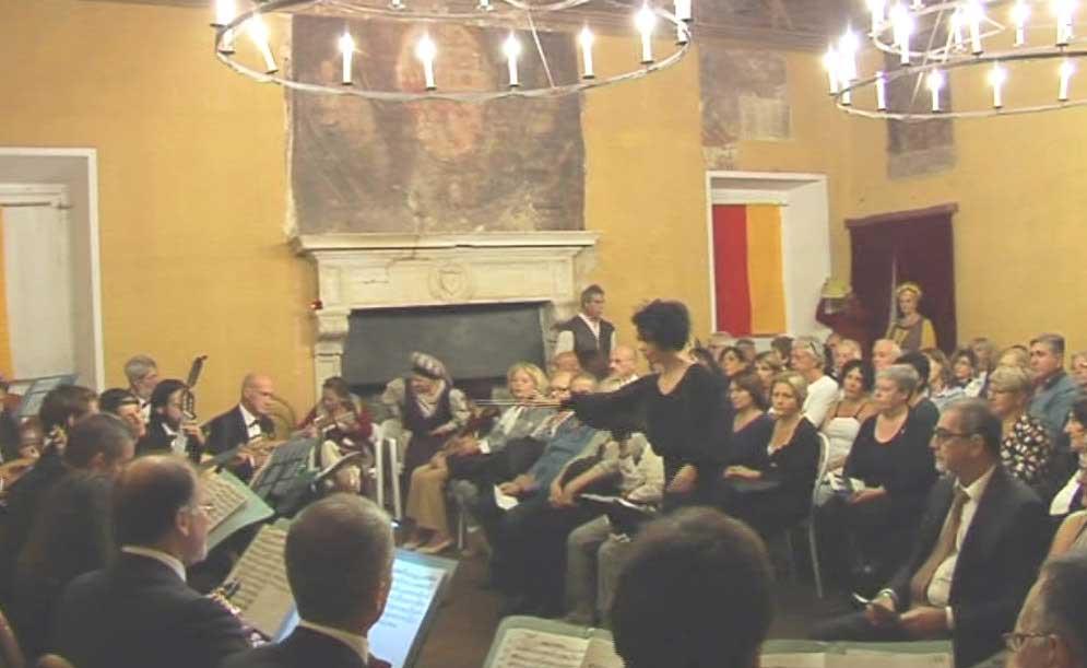 Borgo di Ceri 9-10-2016 - Rassegna di musica antica e della tradizione popolare