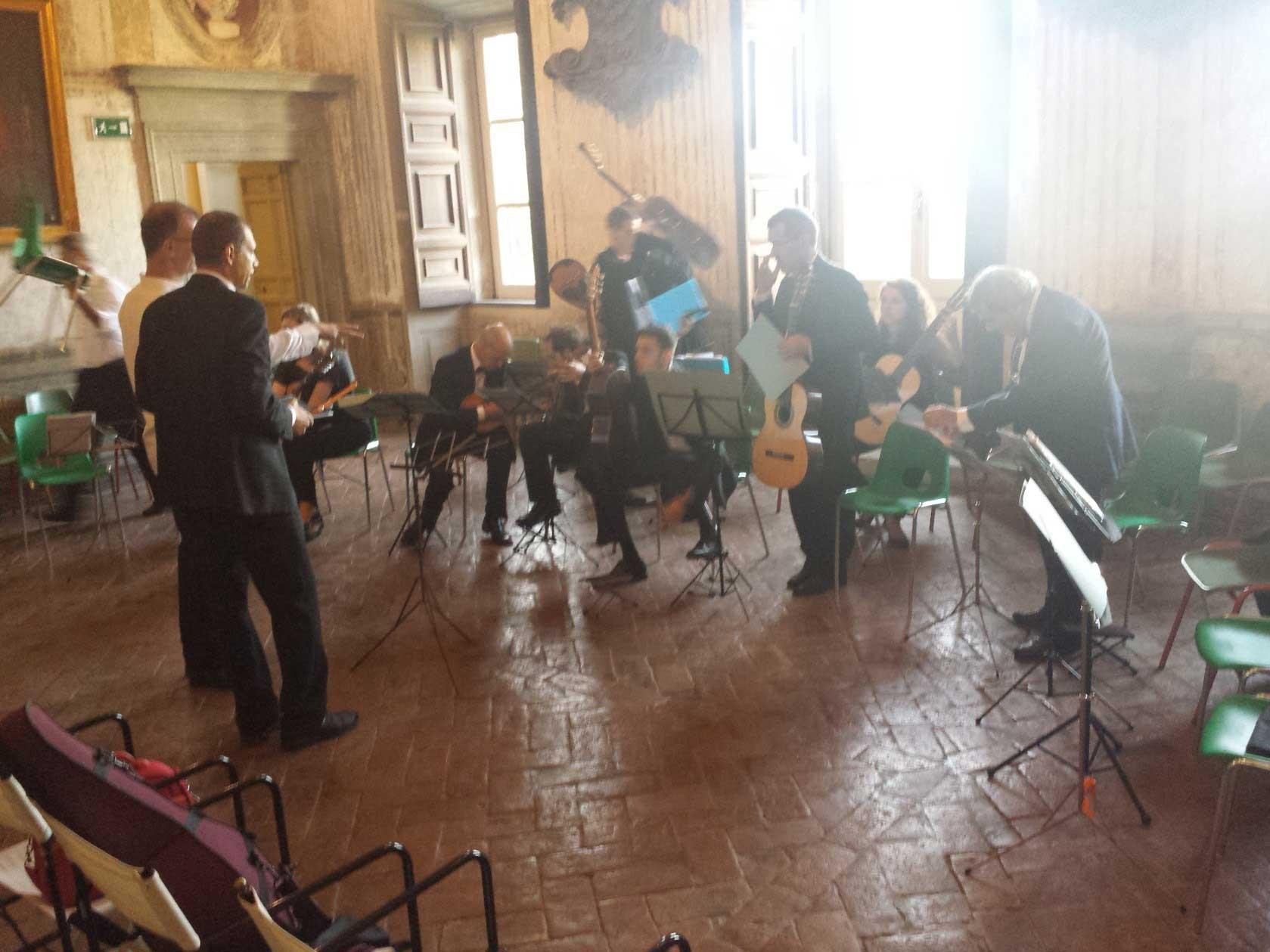 Oriolo Romano - 12/10/2014 - Palazzo Altieri - (direttore Giorgio Matteoli)