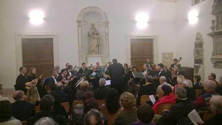 21/12/2013 - Roma - Complesso di Santa Maria Sopra Minerva - (direttore Giorgio Matteoli)