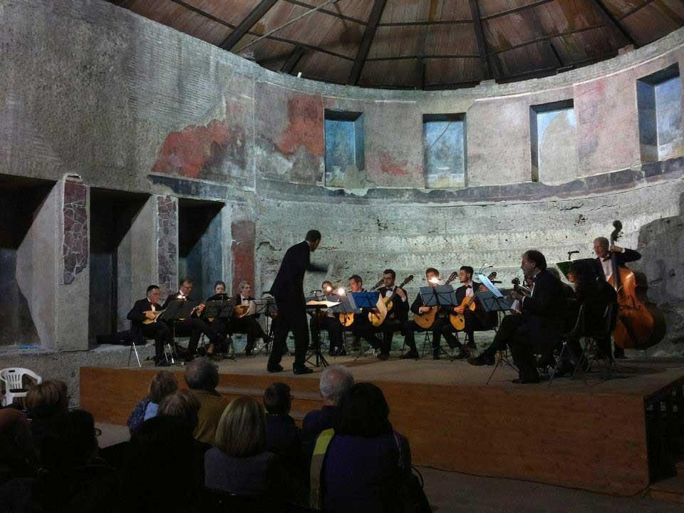 Roma  - 17/5/2014 - Auditorium di Mecenate - (direttore Giorgio Matteoli)