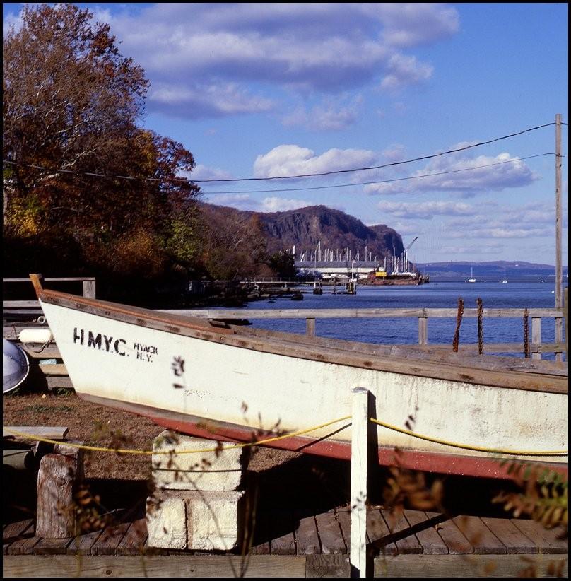 Hudson Valley bei Nyack, NY