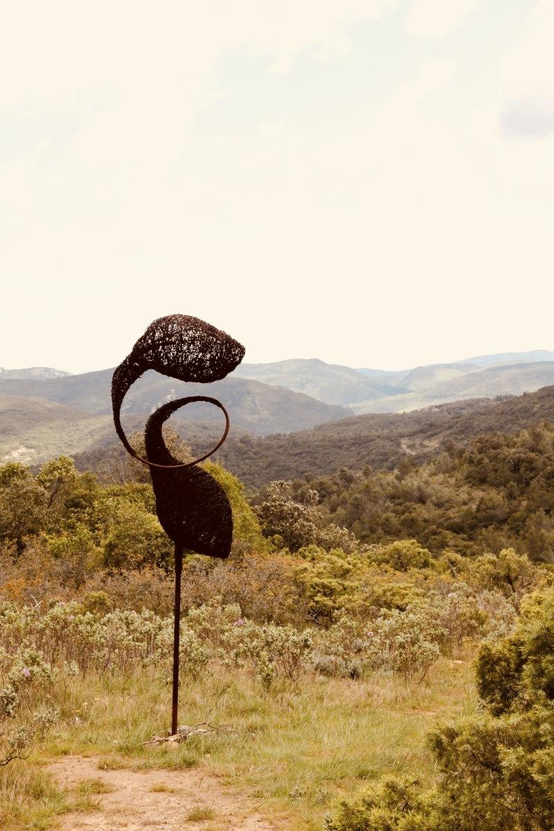 Sentier Sculptures de Mayronnes (Fr)