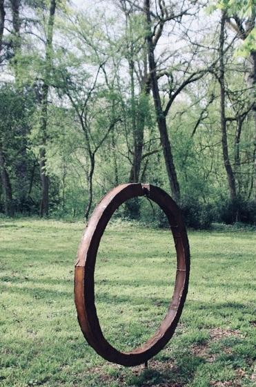 """""""Liberé"""" sculpture @ David Vanorbeek"""