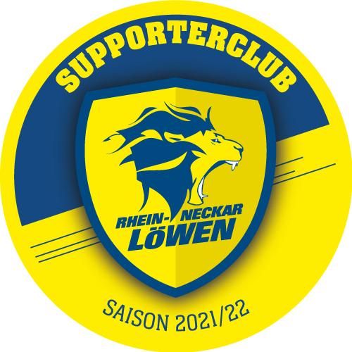 Supporter der Rhein-Neckar Löwen 2021/22