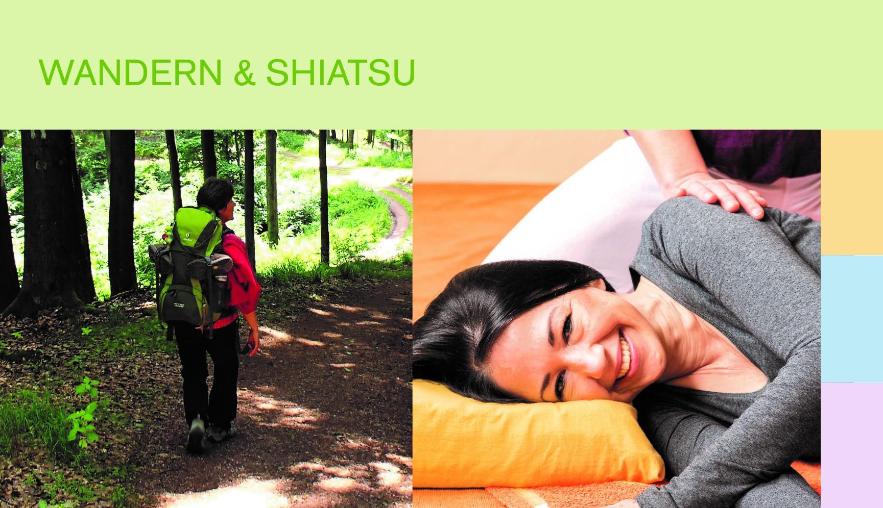 Erfahrungsbericht - Wandern und Shiatsu