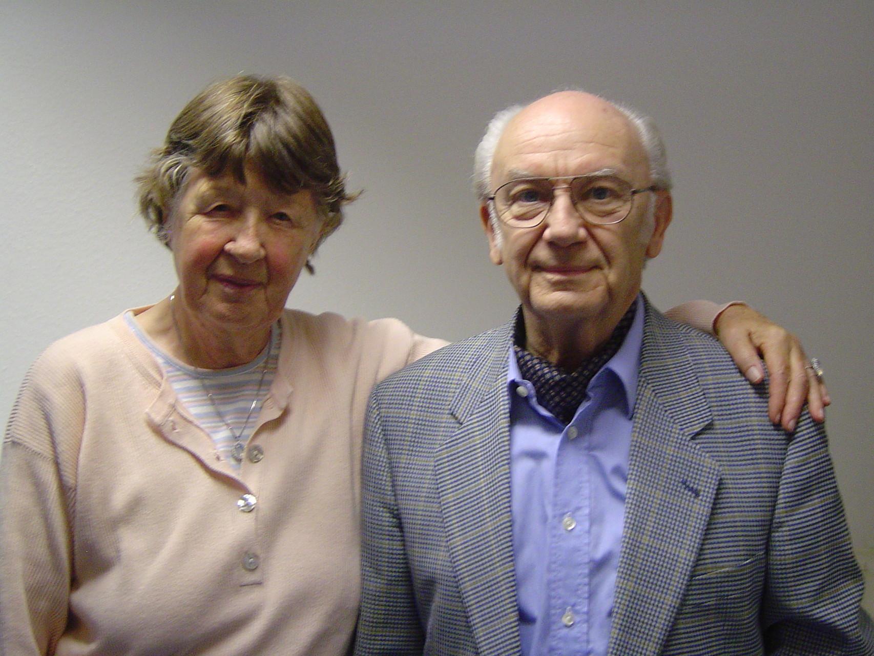Mit Frau Prof. Erika Bürgy - Bad Herrenalb 2011 – Link bei Gesammeltes > Interessante Fälle