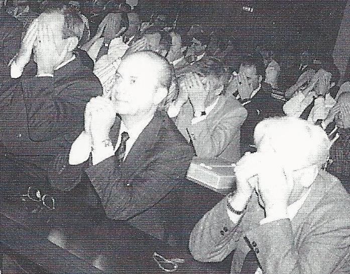 """Man muss nicht alles mitmachen - """"Palmieren"""" auf dem WVAO-Kongress in Baden-Baden 1984"""