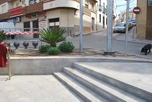 Informe pericial de escaleras en Bailen (Jaén)
