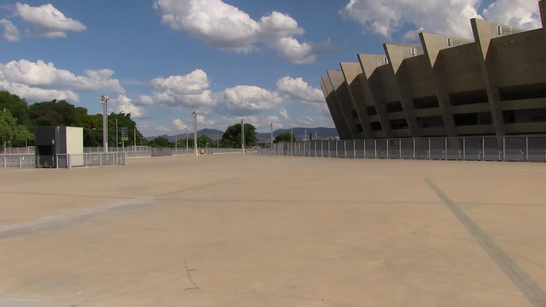 Stade Mineiro / Mineirao Stadium