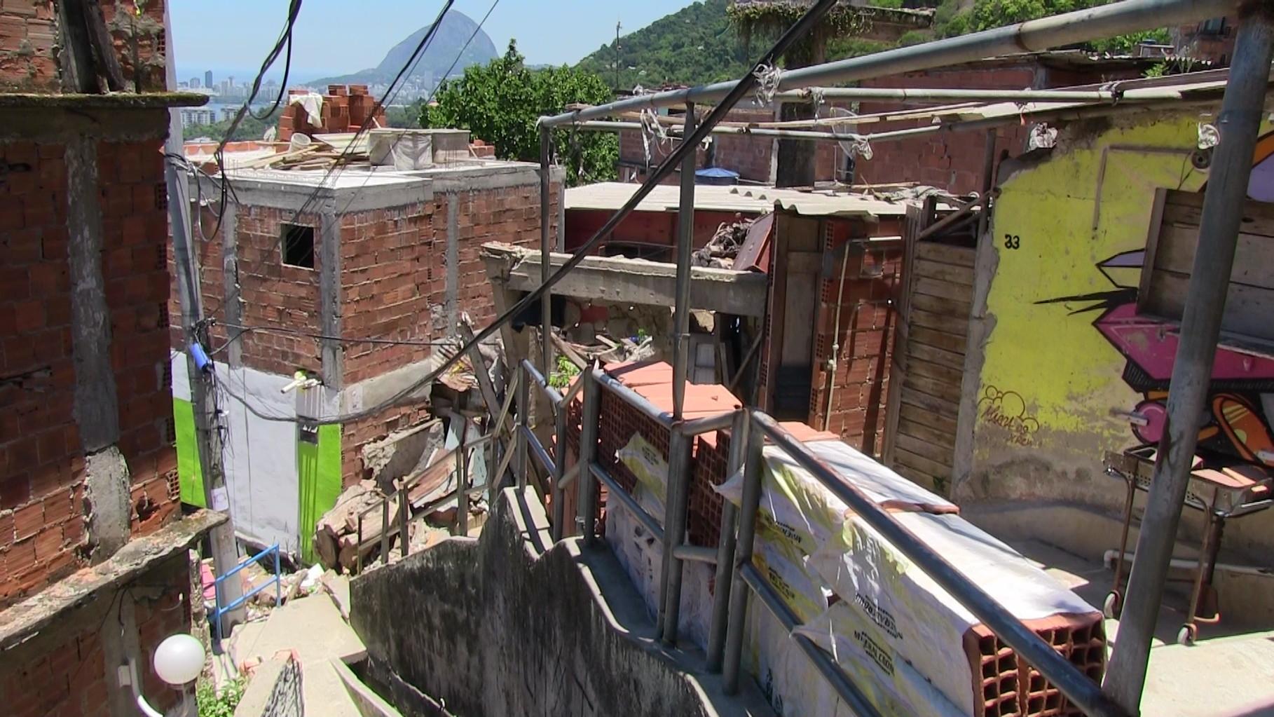 Favela de Santa Marta