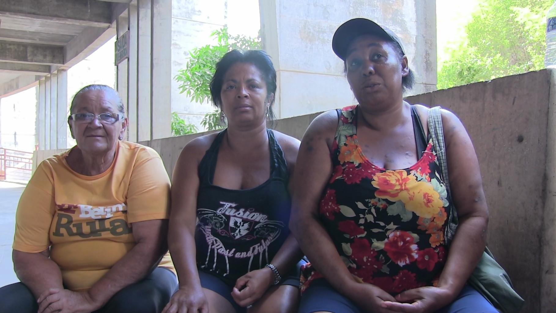 Maria, Selma et Maria