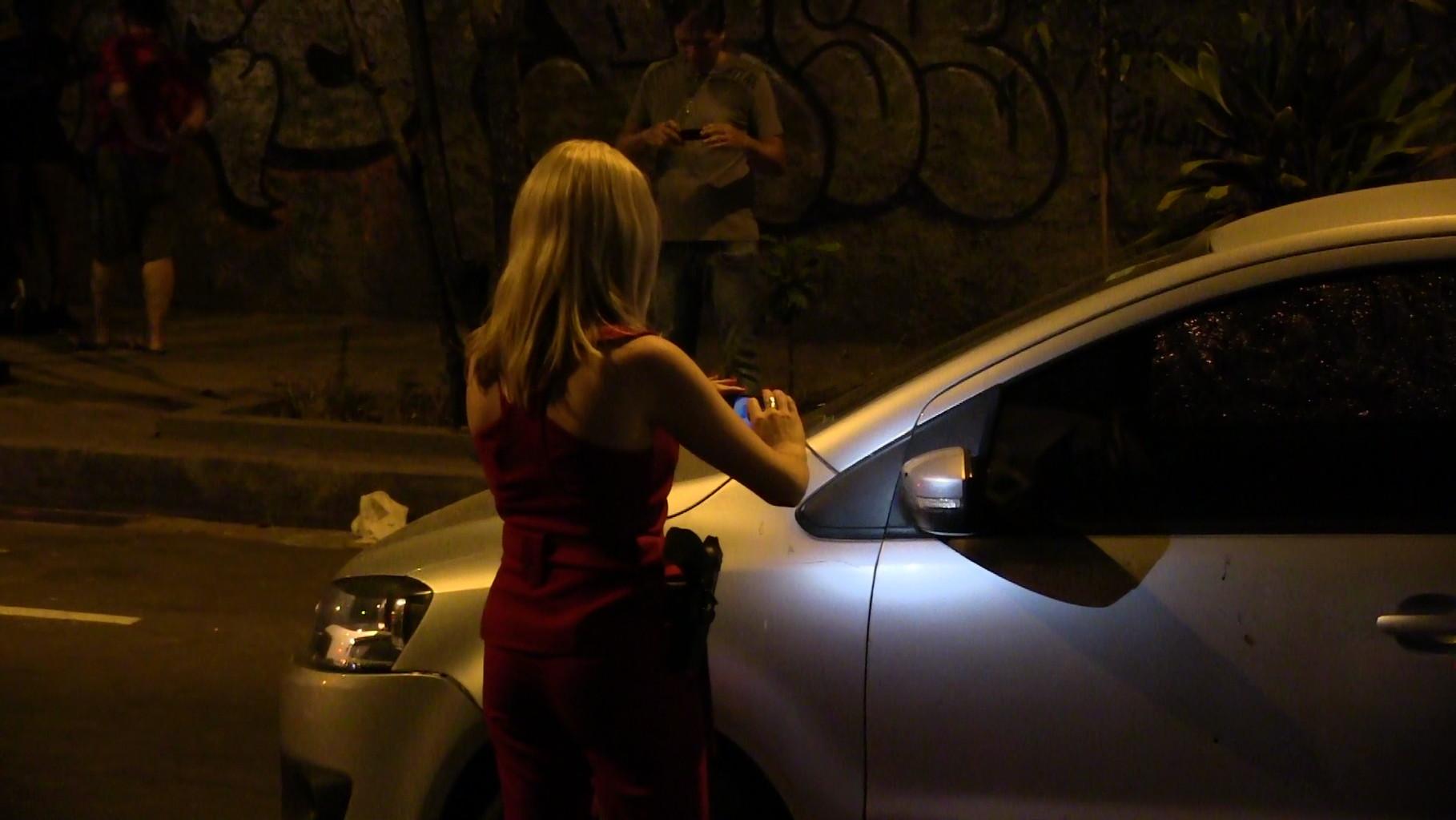 Scène de fusillade et enquête à Botafogo