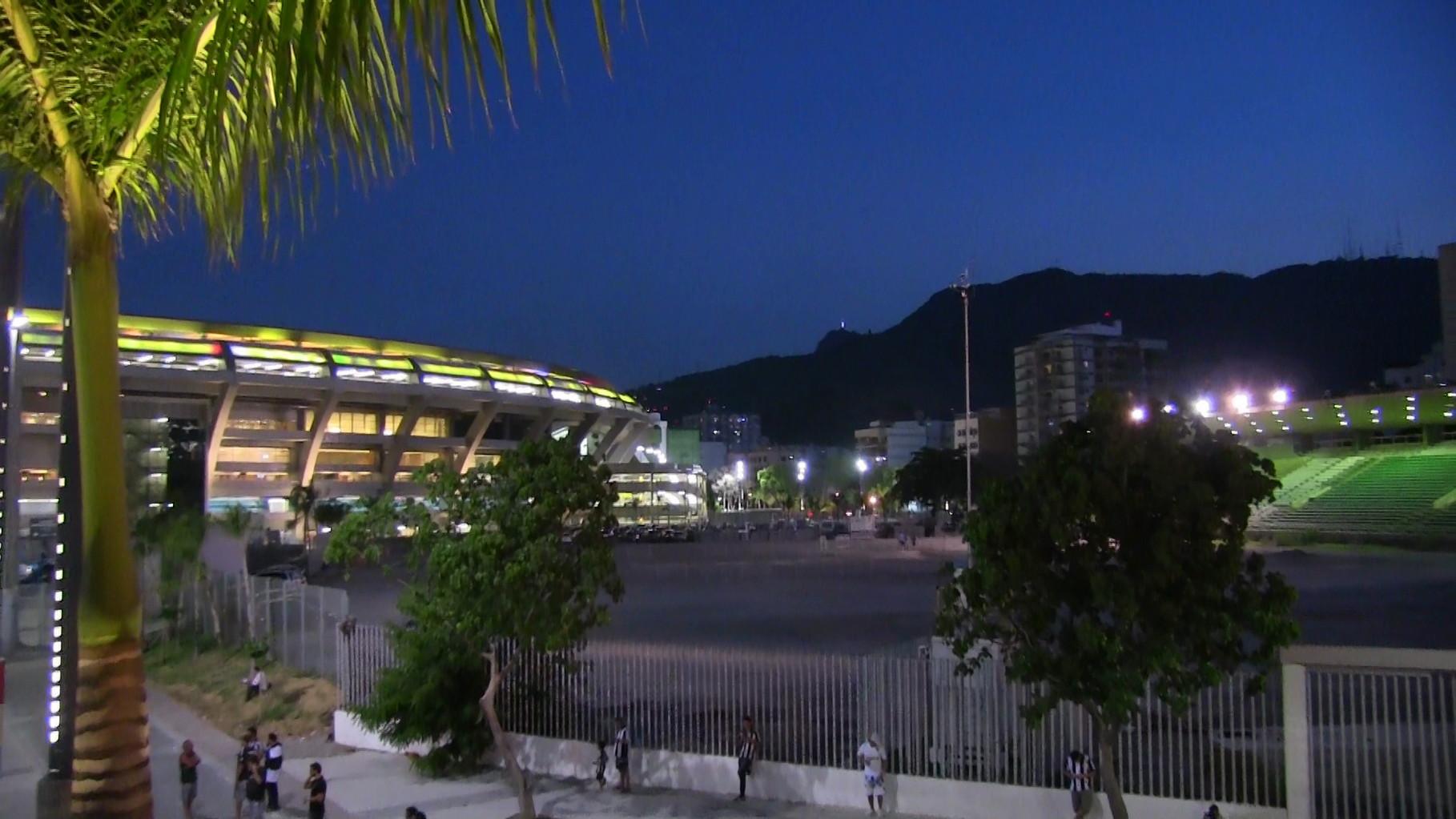 Le stade Maracanã