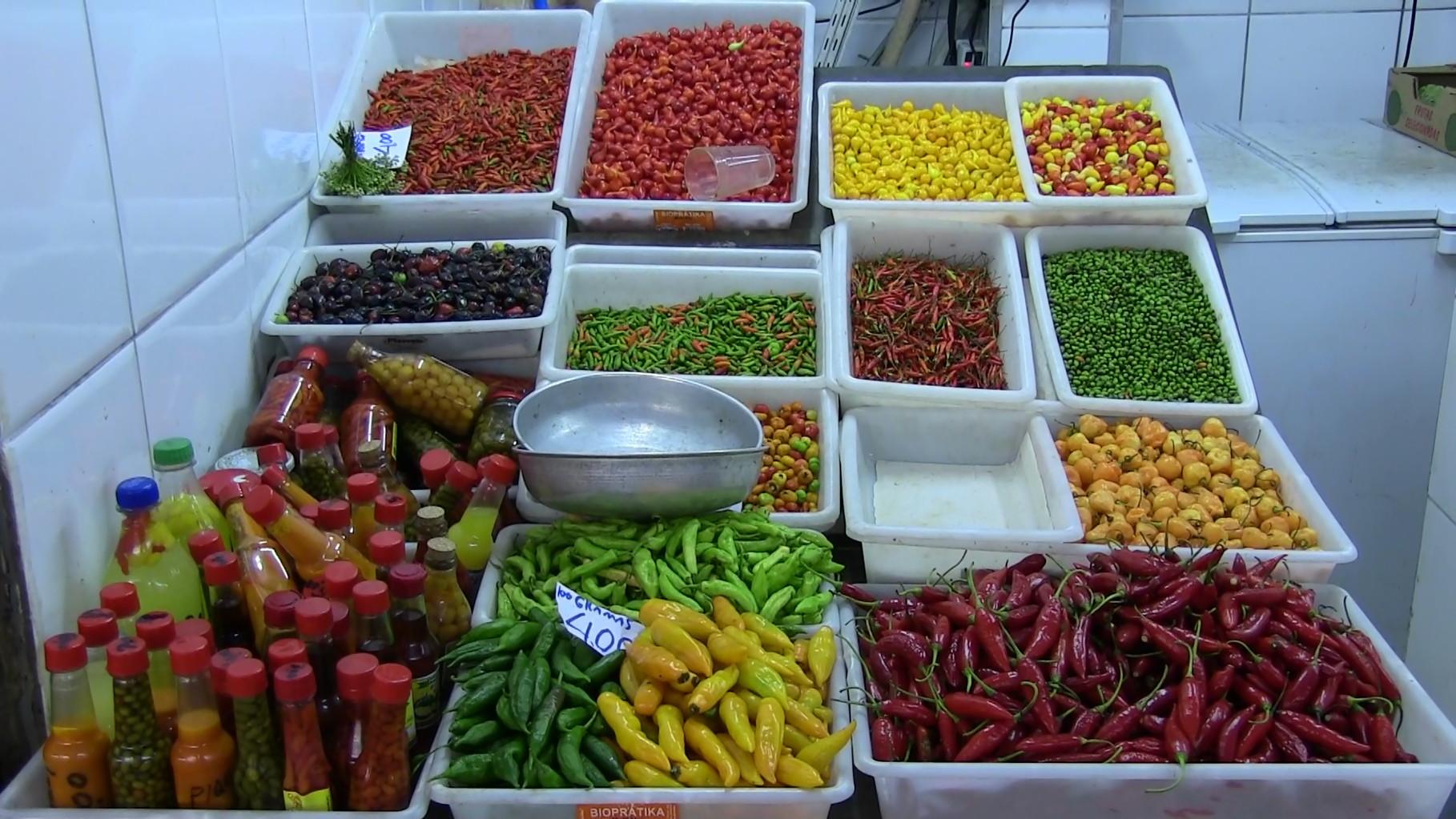 Mercado Central / Marché Central