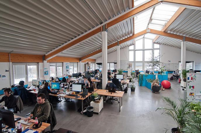 Office Jimdo   5e étage