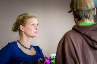 Magdalena Bethge : Responsable Bien-être