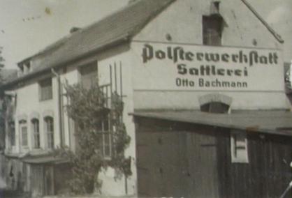 Polsterwerkstatt 1928