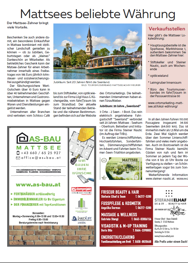 Mittendrin Zeitschrift 2019-06