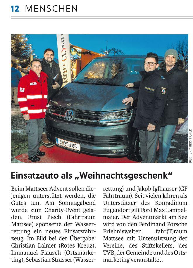 Salzburger Nachrichten 2018-12-17