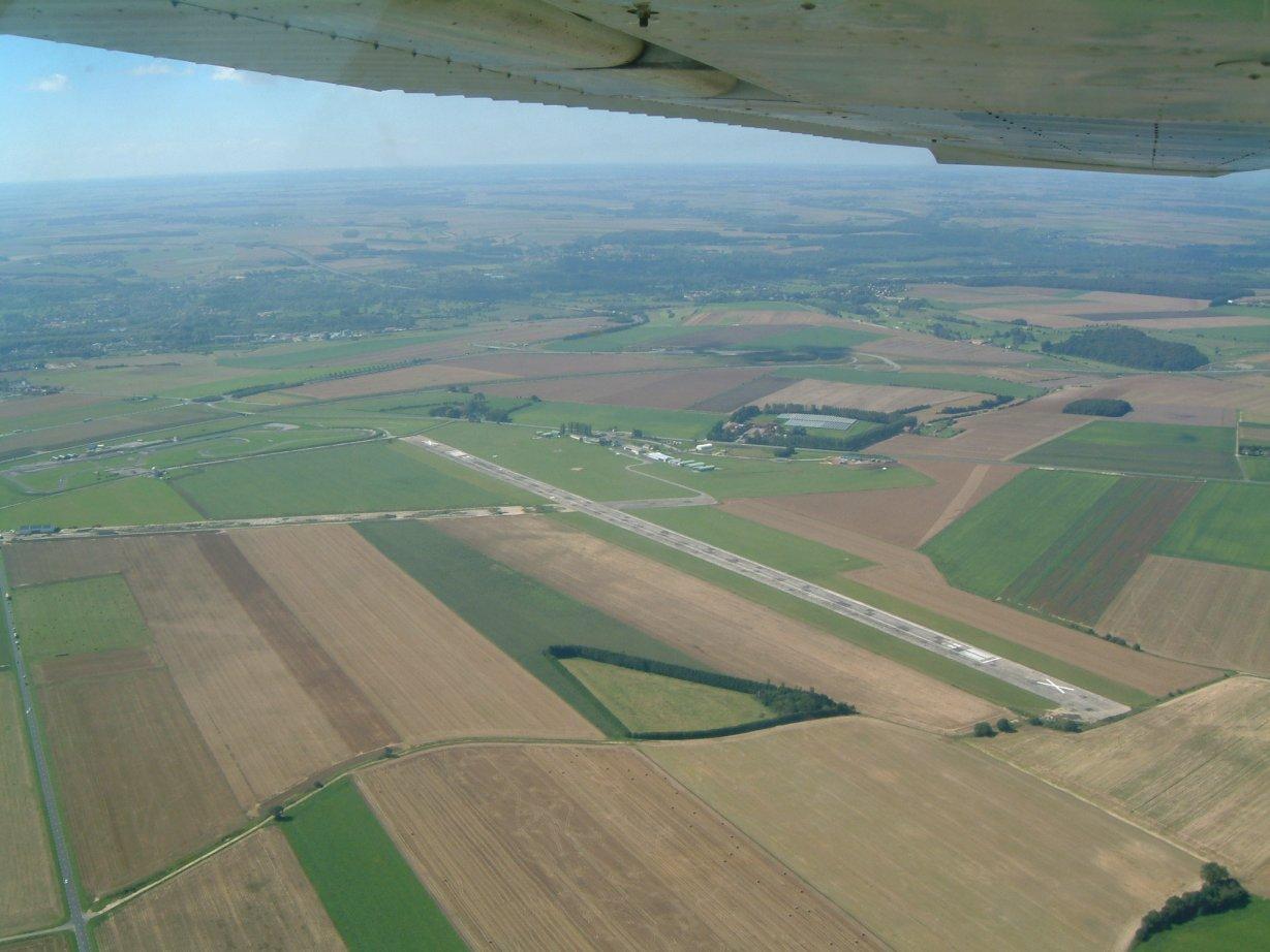 L'aérodrome d'Abbeville (LFOI)