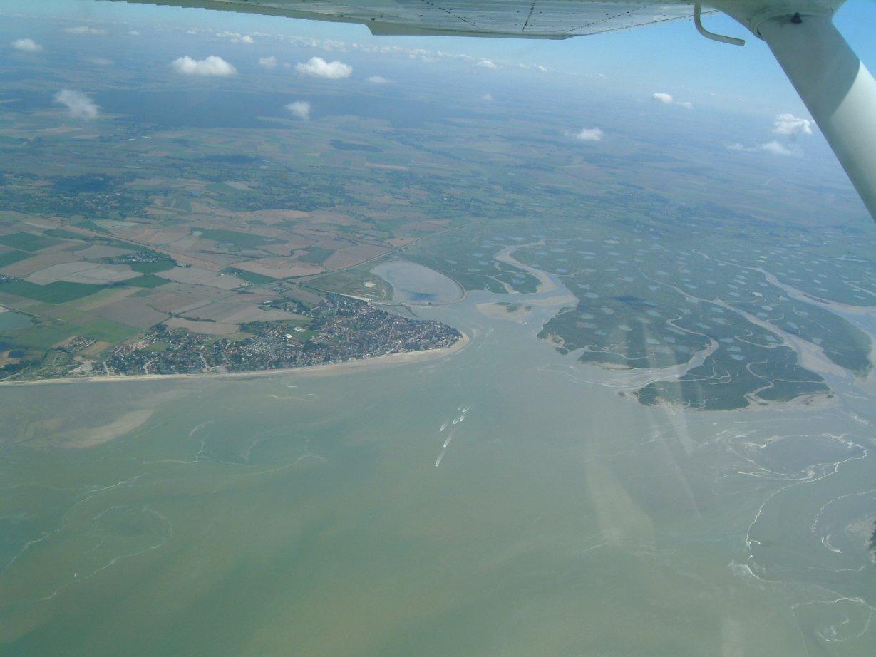 Le Crotoy et la baie de Somme