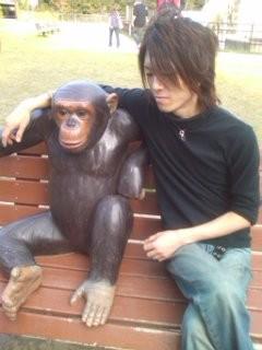 猿なんです