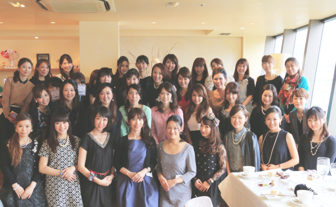 M-Style Ribbon Class®創立1周年パーティー☆
