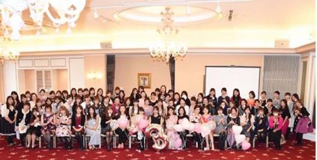 M-Style Ribbon Class®創立3周年パーティー☆
