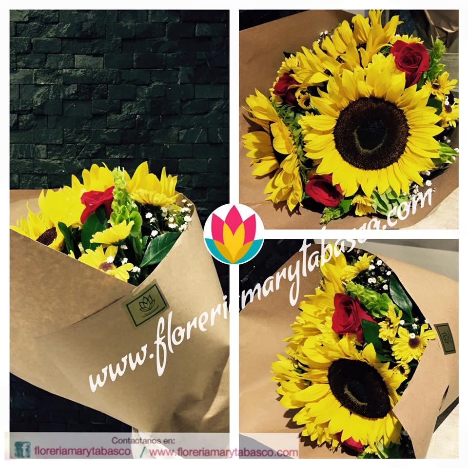 Girasoles Mary Boutique Floral