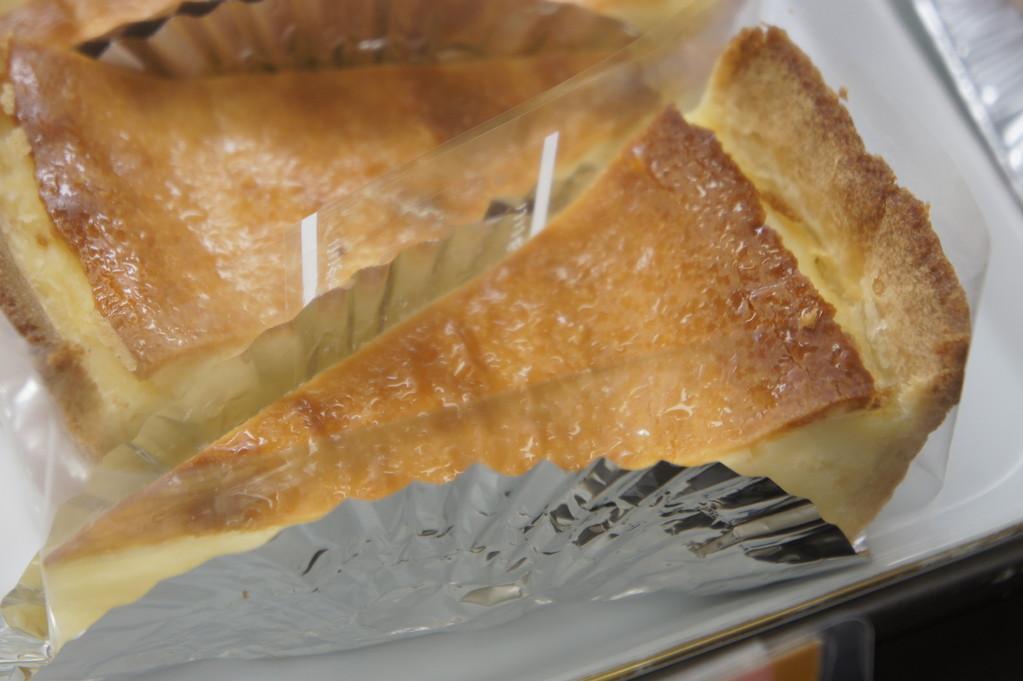 松月堂プレミアムベイクドチーズケーキ
