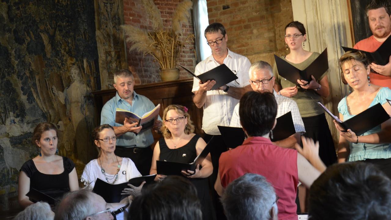 Festival Voix et Chemins, Château de Martainville