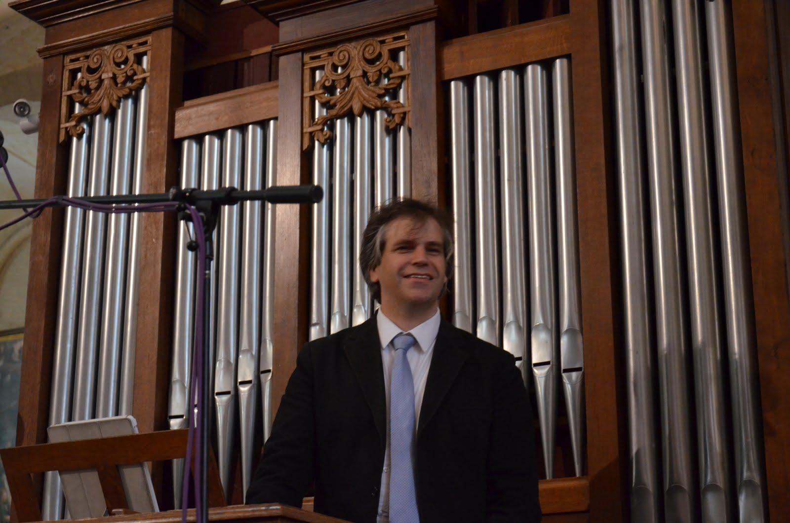 François Gautier : organiste heureux