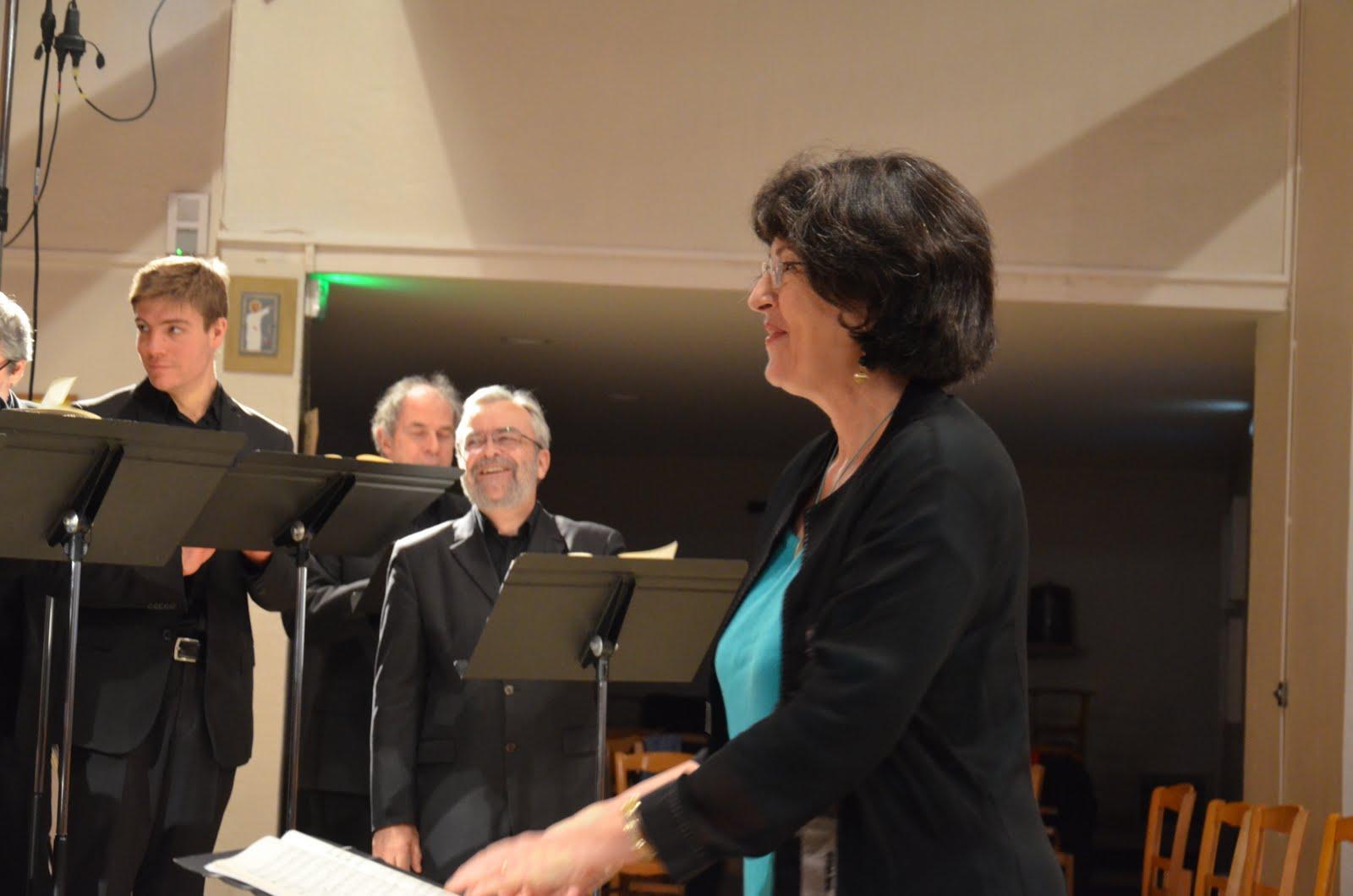 Concert à Saint-Jean-Bosco le 11 décembre 2016