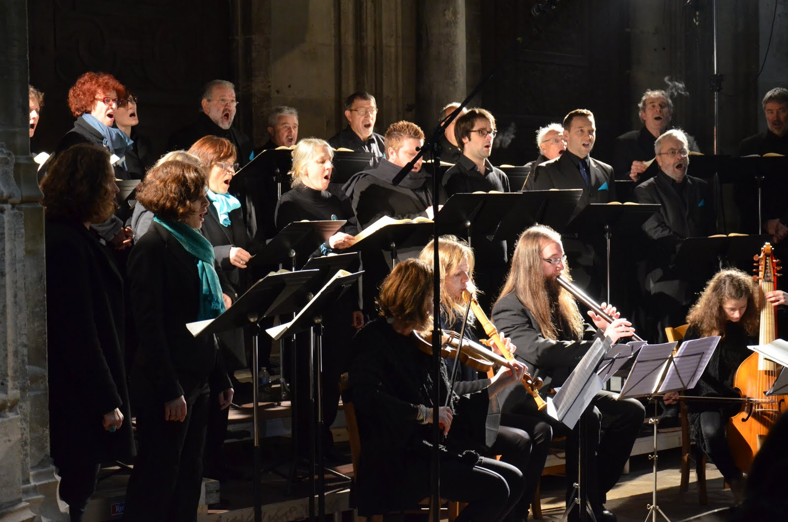 Concert à Saint-Maclou le 10 décembre 2016