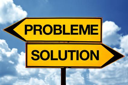problème - solution