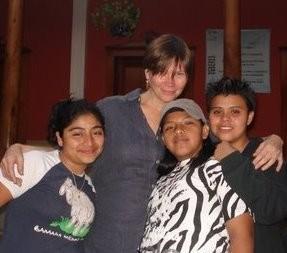 Guatemala, mit Mitglieder der Movimiento de Jòvenes de la Calle