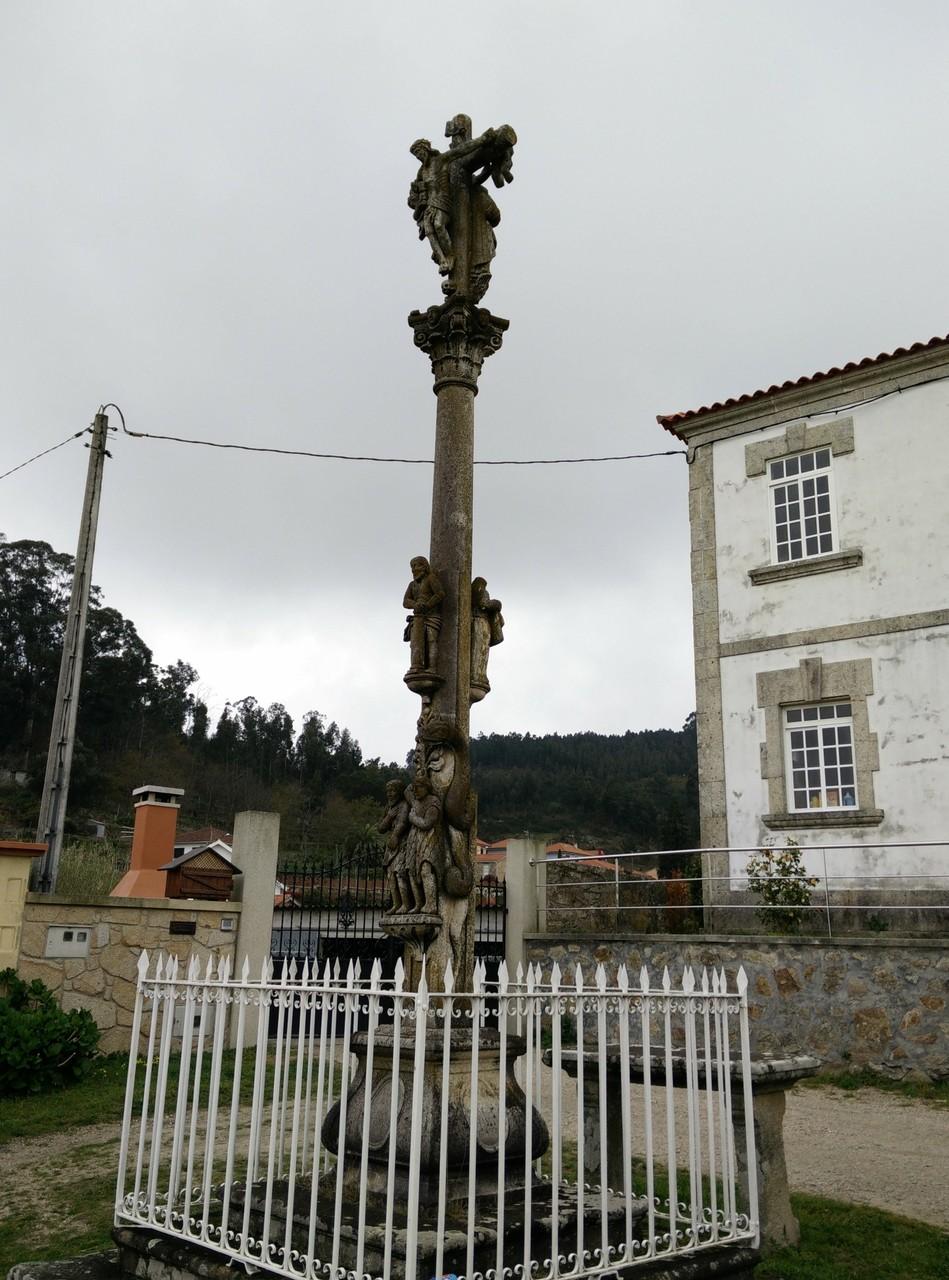 Cruceiro en Tabagón, Pontevedra