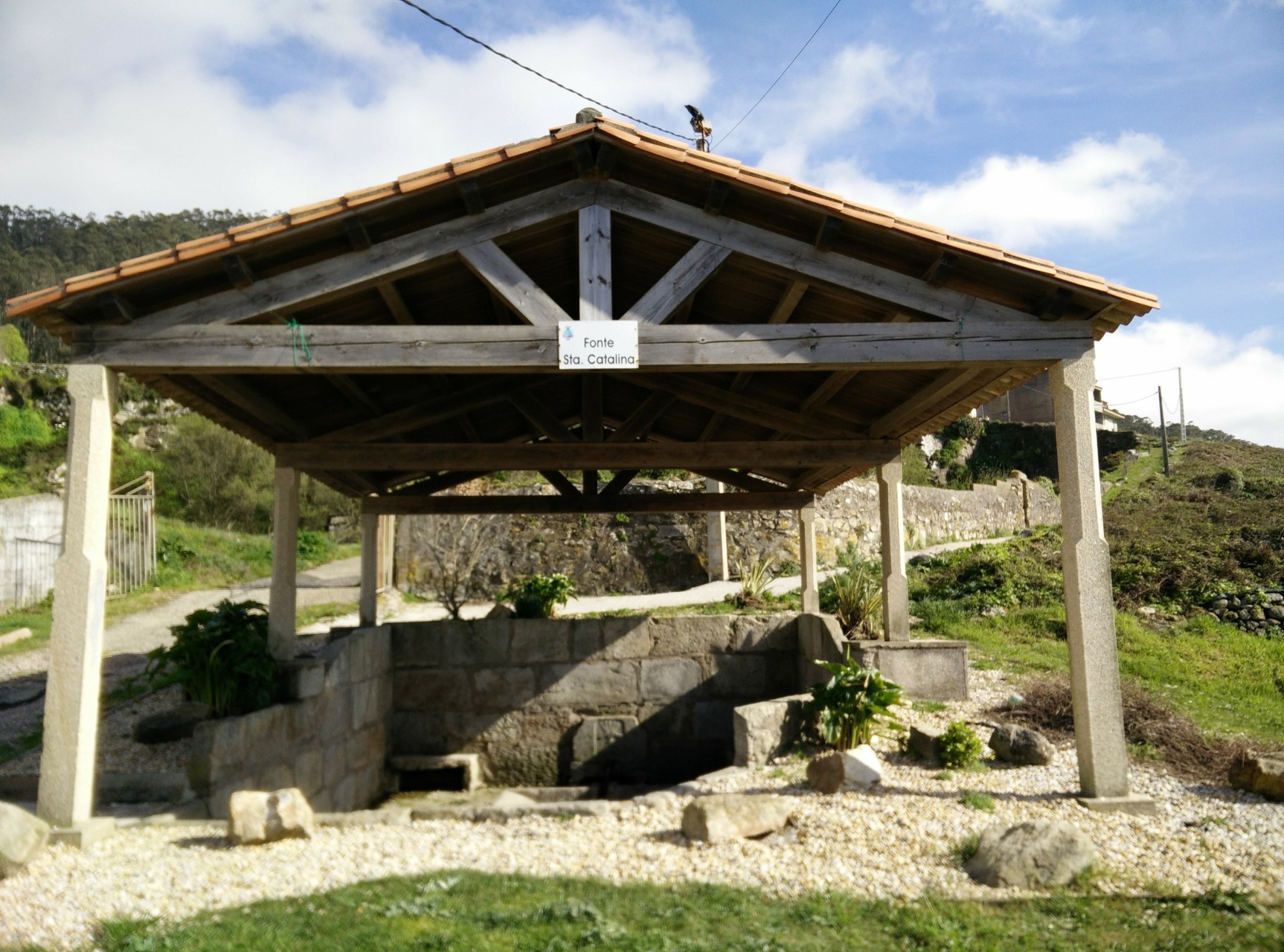 A Guarda (paseo costa), Pontevedra