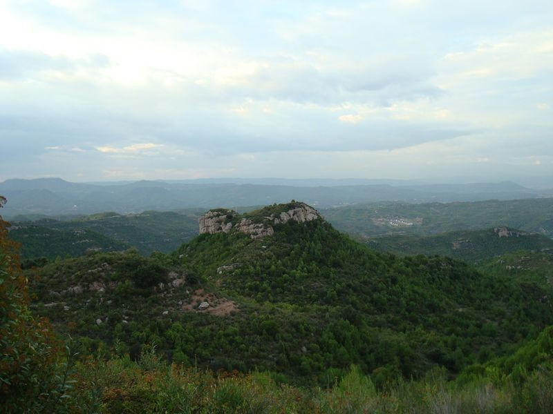 Montserrat, panorámica